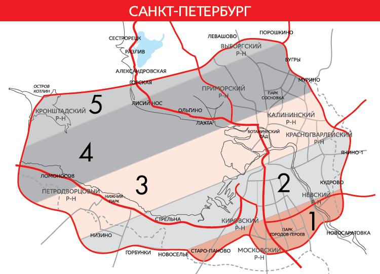 Доставка грузовых шин по Санкт-Петербургу