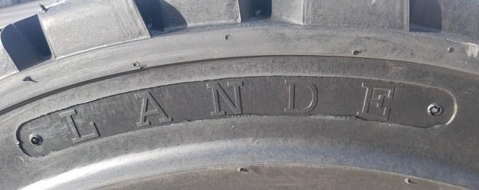 шины для спецтехники Lande