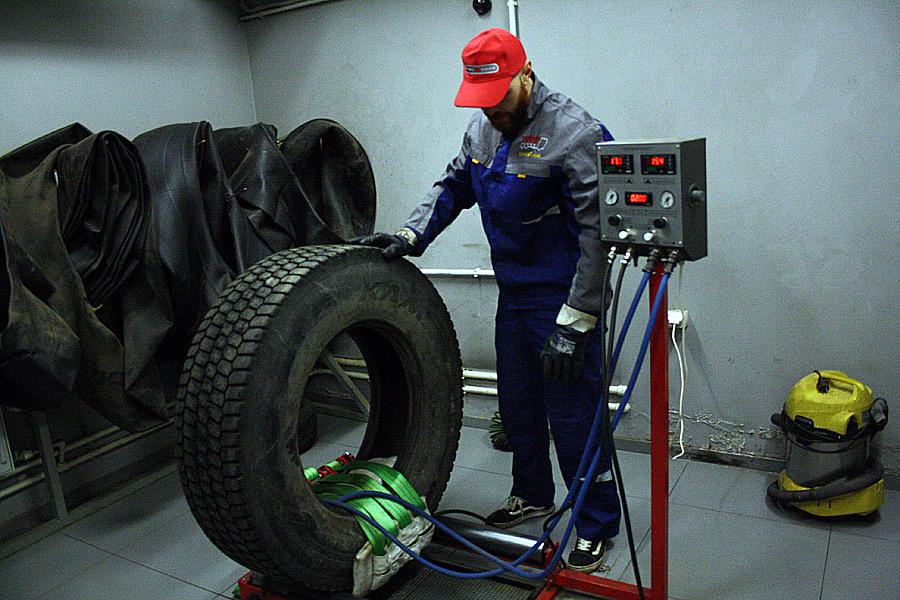 вулканизатор шин